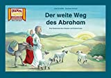 Kamishibai: Der weite Weg des Abraham: 8 Bildkarten für das Erzähltheater
