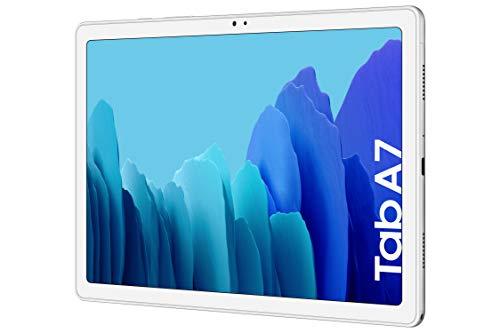 Samsung Galaxy Tab A7 WiFi - Tablet 64GB, 3GB RAM, Silver