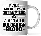 Keyboard cover Cups - Good Gifts for Bulgarian Man, Unique Tazza da caffè da 11 oz - Adesivi decorativi Souvenirs Memorabilia