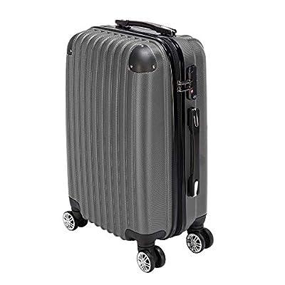 20 inch Waterproof Spinner Luggage Travel Busin...
