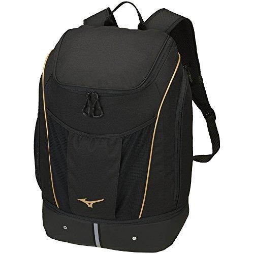 MIZUNO(ミズノ) プールバッグ バックパック 容量:35L N3JD800009 ブラック