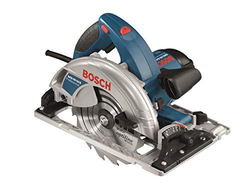 Bosch Professional 0601668901 GKS 65 GCE Professional Handkreissäge in L-Boxx HM-Sägeblatt 190 mm ø