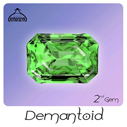 Demantoid 2nd Gem