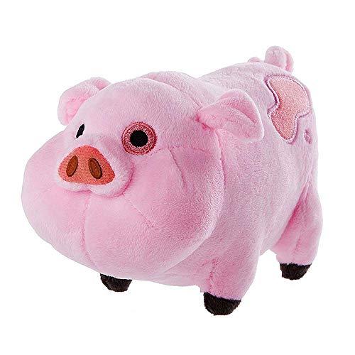 Levin_Art Plüschtiere Gravity Falls Waddles Dipper Mabel Pink Pig Dolls & Stuffe Waddles Gefüllte Weiche Puppen Kindergeburtstagsgeschenke