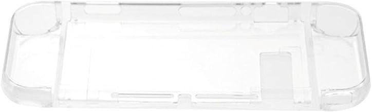 Andoer Substituição da caixa protetora transparente Gulikit para tampa do punho anti-queda do console do switch