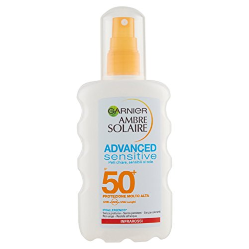 Spray solare advanced sensitive spf 50+ 200 ml