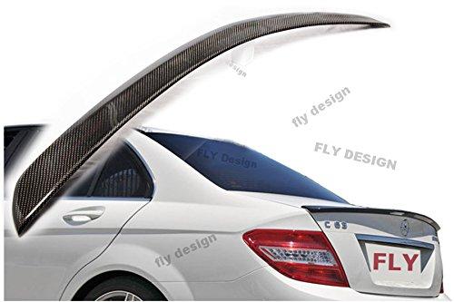 Car-Tuning24 53737969 wie AMG C Klasse W204 Heckspoiler LACKIERT KARBON Carbon-Optik