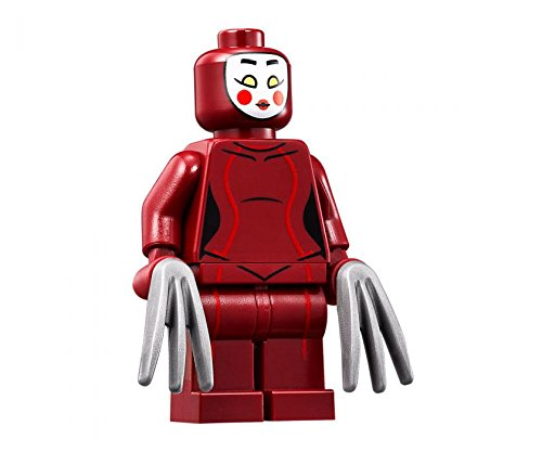 LEGO Batman Movie Minifigure - Kabuki Twin with Claws