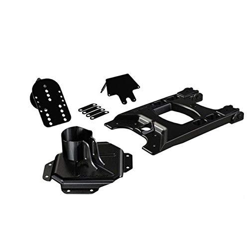Preisvergleich Produktbild SXMA Teraflex Klappträger- und Einstellbarer Ersatzreifen-Montagesatz für JEE p Wrangler JK JKU