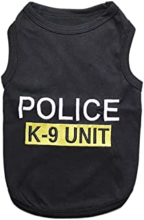 Best police outfit for dog Reviews