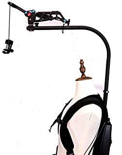 Zowaysoon 18kg Easyrig Flowcine Serene Arm Steadicam Vest Arm For 3 Axis Handheld Gimbal Rig Steadycam Stabilizer