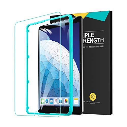 JYBHSH ESR Tempered Glass For IPad Pro 12.9/11/10.5/9.7 Inch 2020 2018 2019 IPad Mini 5/4 Air3/2 Air IPad 7th/6th Full Screen Protector (Color : For iPad Air 4 2020)