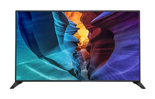 Philips 65PFK6520/12 165 cm (65 Zoll) LED-Fernseher (Flacher, Android, 3-seitigem Ambilight, Perfect Pixel HD, 16:9)