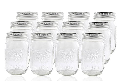 Pint-sized Canning Jars
