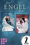 Sammelband der romantischen Engel-Fantasyserie (Die Engel-Reihe ): Himmlisch berührender Fantasy-Liebesroman in zwei Bänden