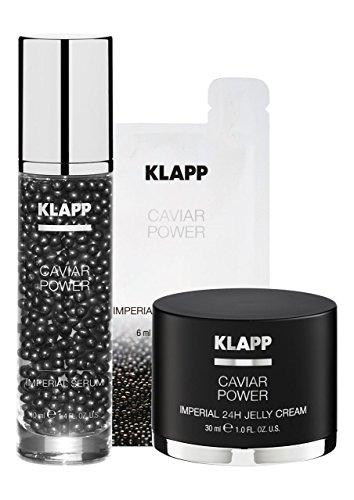 Klapp: CAVIAR POWER Imperial Exclusive Box - Imperial Serum + Imperial 24h Jelly Cream + Imperial Super-Lift Gel (1 stk)