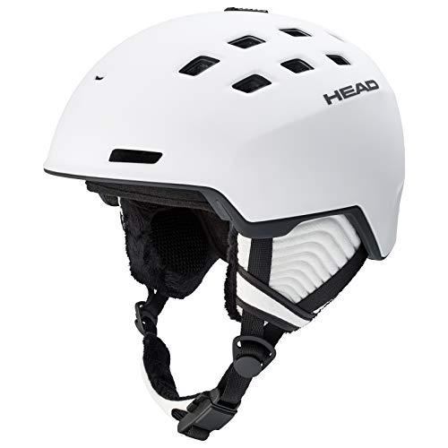 HEAD Unisex Rita Skihelm/Snowboardhelm, Weiß, XS/S