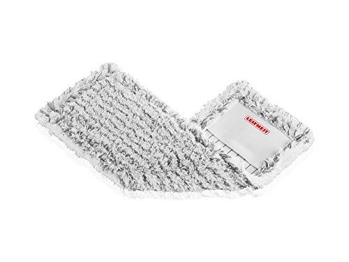 Leifheit Wischbezug Classic aus hochwertiger Microfaser, Bodenwischer Ersatzbezug mit hoher Wasser- und Schmutzaufnahme, waschbarer Wischer Ersatzbezug