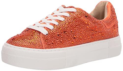 Betsey Johnson SB-SIDNY, Zapatillas Mujer, Naranja, 41.5 EU
