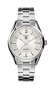 TAG Heuer Men's WV211A.BA0787 Carrera Automatic Stainless Steel Watch image
