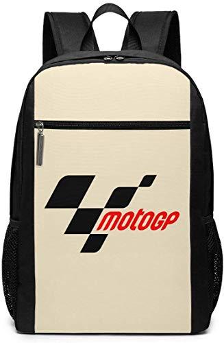 Schultasche Reiserucksack Moto GP Backpack Laptop Backpack School Bag Travel Backpack 17 Inch