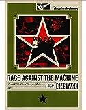 LAIDAO Canvas Poster Rage Against The Machine Rap-Metal