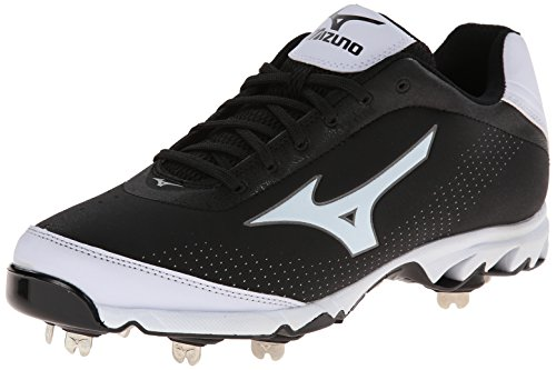 Mizuno Men's Vapor Elite 7 Low-M, Black/White