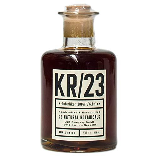KR/23 Kräuterlikör 40,8% Vol. (1 0,2l)