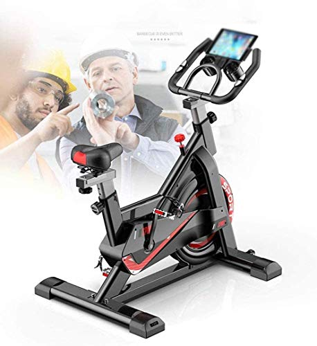 BZLLW Fitnessbikes, Stationäre Bike Multifunktions-Heimtrainer, Heim Rotating...