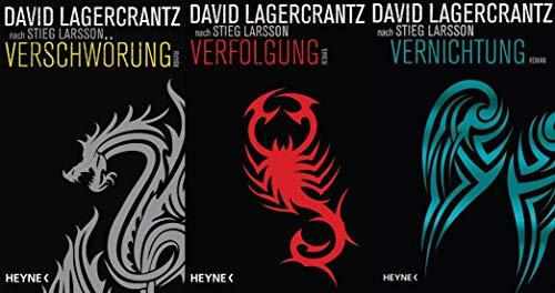 Millennium-Triologie von David Lagercrantz