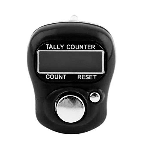 Digital Finger Counter Stitch Marker & Row Counter LCD Elektronische Digit Fingerring Clicker Timer Hohe Qualität