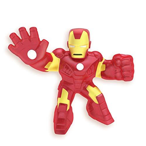 Gli eroi di Goo jit Zu wolfpain HERO PACK elastico Squishy Action Figure Giocattolo Nuovo