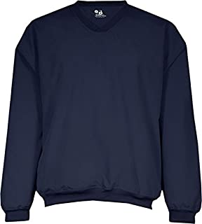 Microfiber Windshirt Navy 2X-Large