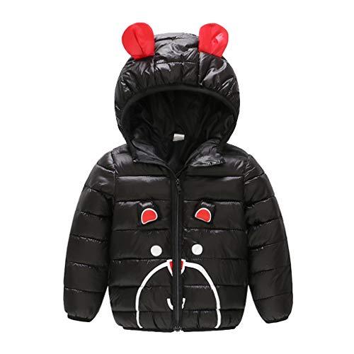 Snakell Kinder Junge Mädchen Ultraleichte Daunenjacke mit Kapuze Unisex Kinder Winterjacke Herbst Winter Jacket Warme Steppjacke...