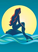 Disney's The Little Mermaid: A Broadway Musical by Michael Lassell (2011) Hardcover