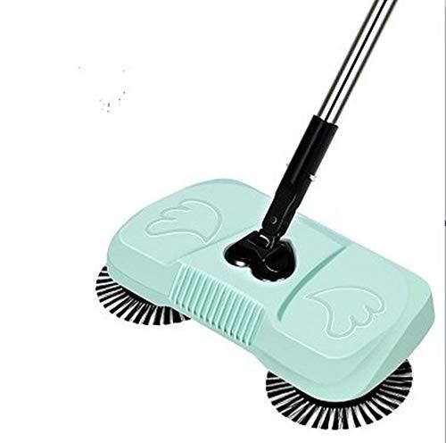 SYLZBHD Büro-Teppich-Handbürsten, Staubsauger, Handfeger, Bodenfeger, Haushaltswaren, Teppichreiniger, Stick-Staubsauger (blau)