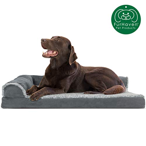 Washable Orthopedic Dog Bed for Large Dogs