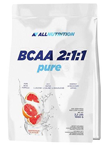 All Nutrition BCCA 2:1:1 1000 Amino Acid Powder, Cola