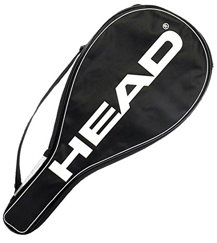 HEAD Tennis Racquet Cover Bag - Lightweight Padded Racket Carrying Bag w/ Adjustable Shoulder Strap