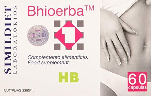 Simildiet Bhioerba No 1 Hb 60 Capsulas - 1 unidad