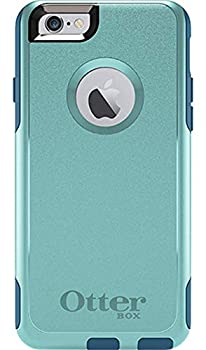 OtterBox Commuter Series Case for iPhone 6 & iPhone 6S  NOT Plus  - Non-Retail Packaging - Aqua Blue/Deep Water
