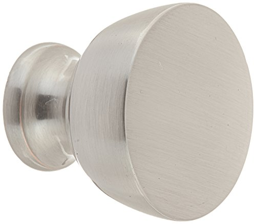 Satin Nickel Cabinet Knobs By Southern Hills - Brushed Nickel Knobs - Round - - Kitchen Knobs - Nickel Cabinet Hardware - Nickel Cupboard Knobs - Drawer Pulls SHKM013-SN-5 by Southern Hills