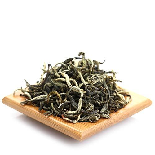 GOARTEA® 250g (8.8 Oz) Supreme Organic FuJian Jasmine Silver Buds Loose Mo Li Yin Hao Chinese GREEN TEA
