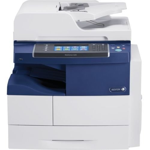 Xerox WorkCentre 4265/S Laser Multifunction Printer - Monochrome - Copier/Printer/Scanner - 1200 x 1200 dpi Print - 620 sheets Input - Ethernet - USB