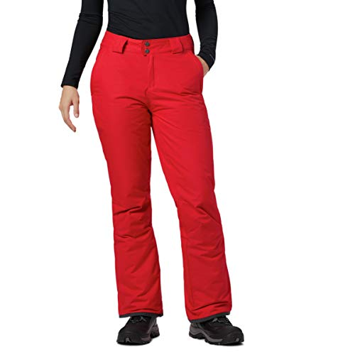 Columbia Damen On The Slope II Pant Ski-Hose, Rot (Red Lily), L/R