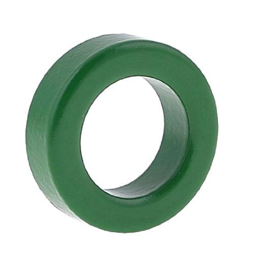 Aexit Núcleo de anillo de ferrita toroidal verde de 22 mm x 14 mm x 7 mm para (model: T9783XIII-6607UY) choques de inductores