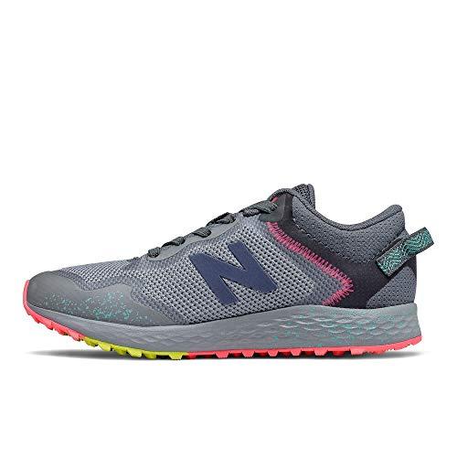 New Balance unisex child Fresh Foam Arishi Trail V1 Bungee Running Shoe
