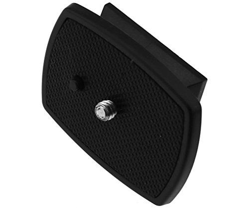 Schnellwechselplatte Für DSLR- / SLR-Kamera, Stativ-Adapter