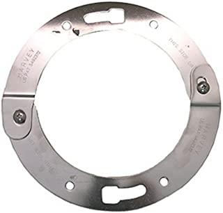 Harvey's 014710 Toilet Flange Repair Stainless Steel Split Ring