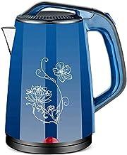 Elektrische waterkoker, 2. 3 liter, 1500 W boiler met volledige 304 roestvrij stalen binnenkant, automatische uitschakelin...
